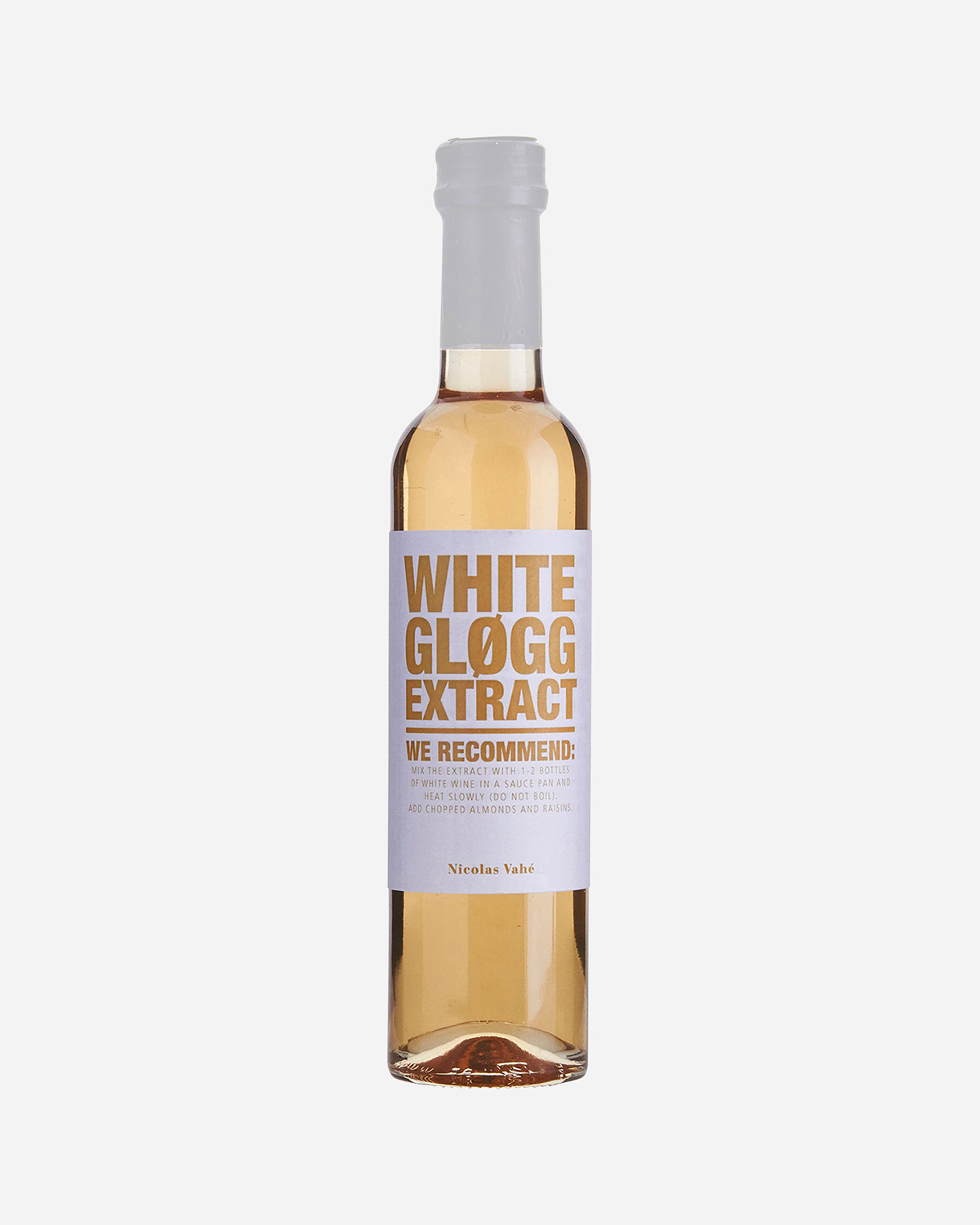 Mulled Wine Extract - White, 25 cl.