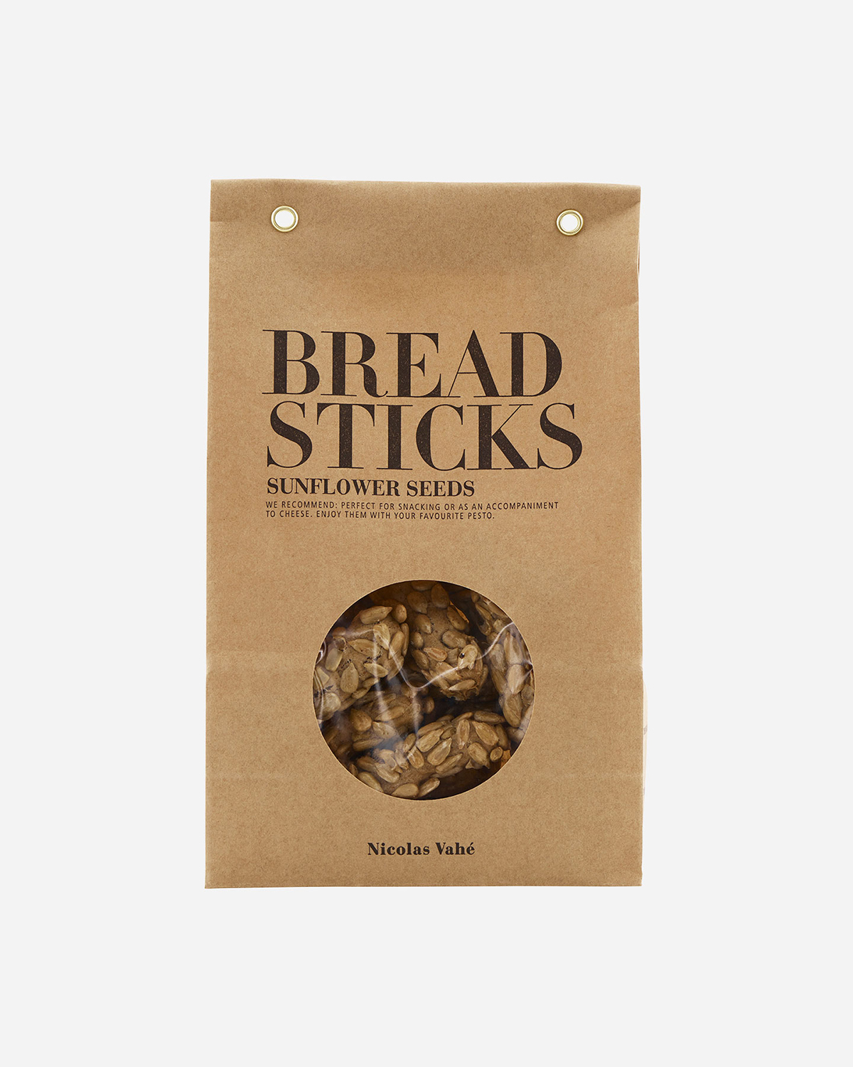 Breadsticks - Sunflower Seeds, 150 g.